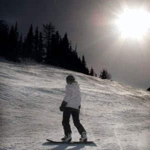 Dr Fay Snowboarding (1)